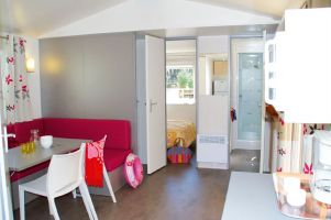 Mobile home Nans Les Pins - 6 people - holiday home  #62886