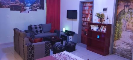 House Abidjan - 2 people - holiday home  #62995
