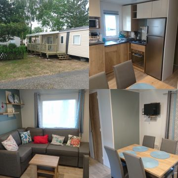 Mobil-home à Saint Jean de Monts - Location vacances, location saisonnière n°63019 Photo n°1