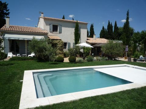 Huis in St rémy de provence te huur voor 7 personen - Advertentie no 63073