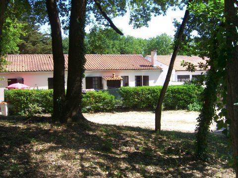 House in saint georges d'Oléron - Vacation, holiday rental ad # 63110 Picture #0