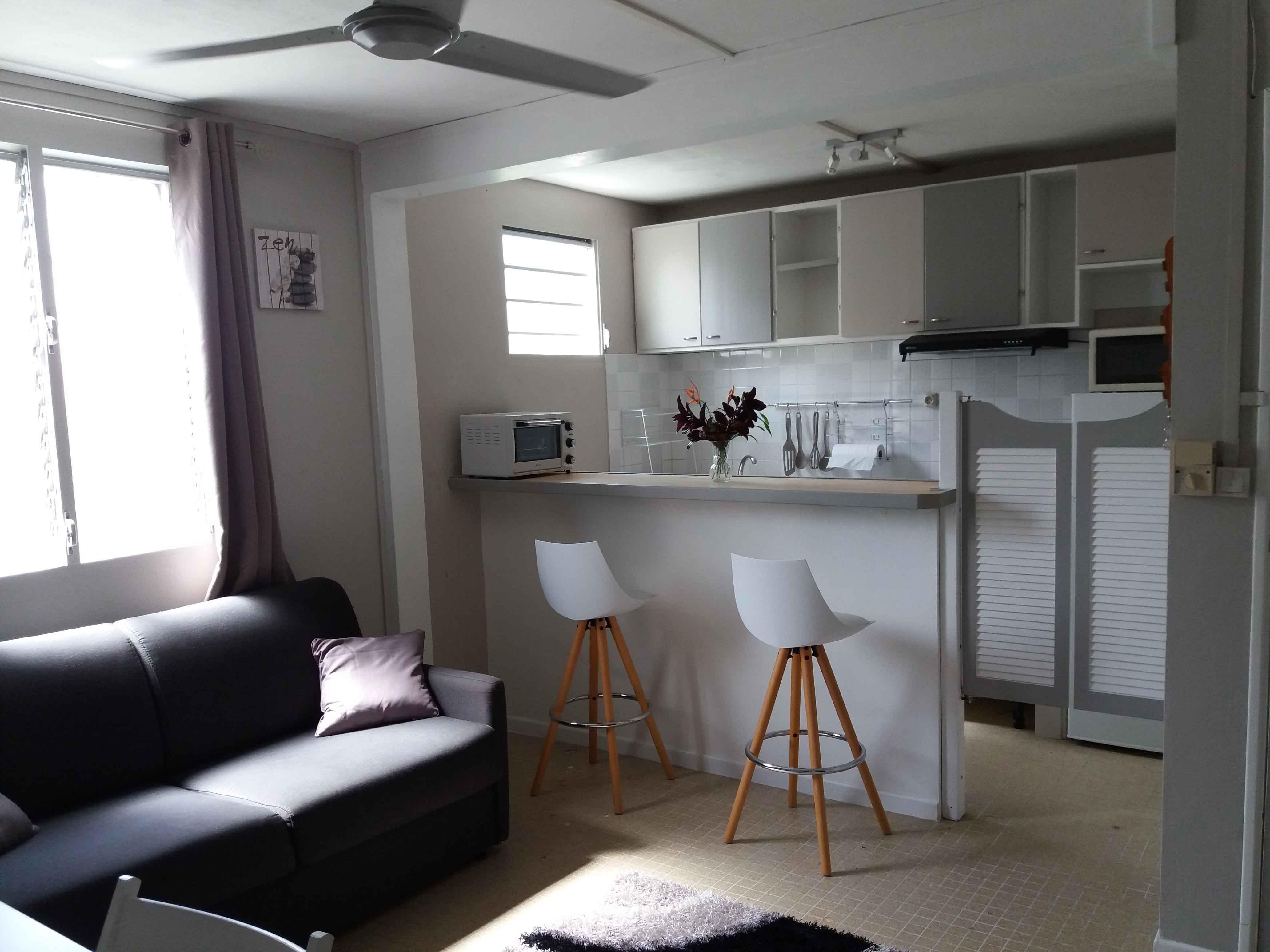 Appartement 4 personnes Fort De France - location vacances  n°63135
