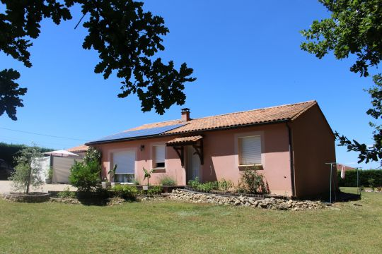 House in LA CHAPELLE-AUBAREIL - Vacation, holiday rental ad # 63145 Picture #1