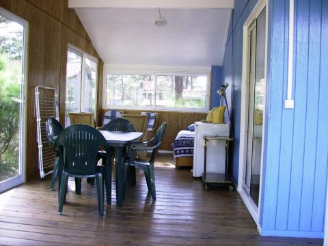 Chalet in CHM Montalivet - Vacation, holiday rental ad # 63152 Picture #2
