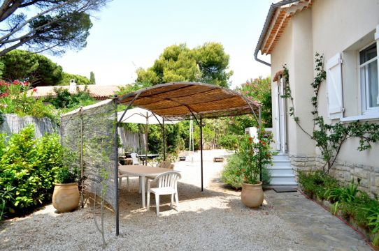 House in Saint cyr sur mer  - Vacation, holiday rental ad # 63153 Picture #1
