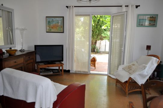 House in Saint cyr sur mer  - Vacation, holiday rental ad # 63153 Picture #2
