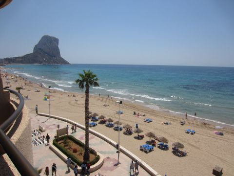 Flat in Calpe - Vacation, holiday rental ad # 63167 Picture #12