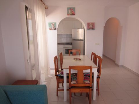 Flat in Calpe - Vacation, holiday rental ad # 63167 Picture #13