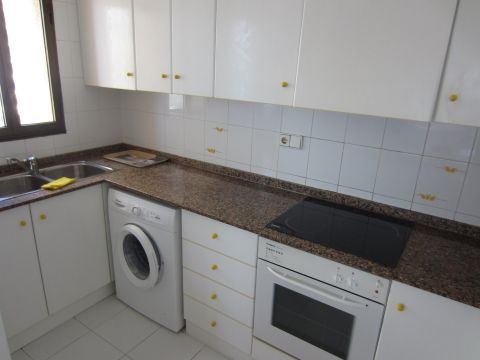 Flat in Calpe - Vacation, holiday rental ad # 63167 Picture #7