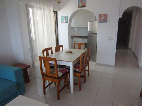 Flat in Calpe - Vacation, holiday rental ad # 63167 Picture #0