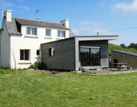 Haus Plougrescant - 2 Personen - Ferienwohnung N°63177