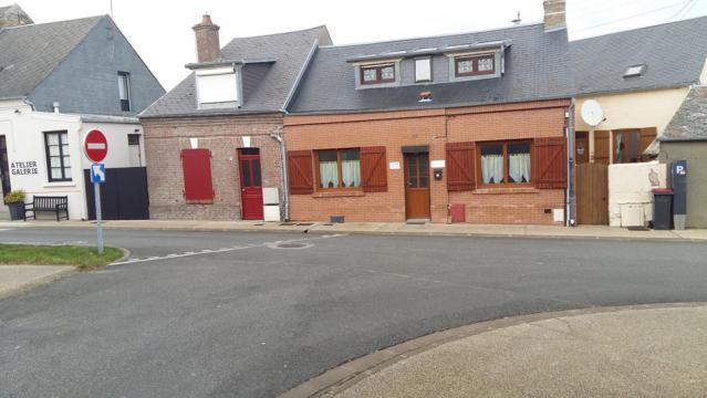 Maison Le Crotoy - 4 personnes - location vacances  n°63198