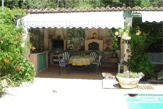 Studio in Roquefort-les-Pins - Vacation, holiday rental ad # 63237 Picture #7