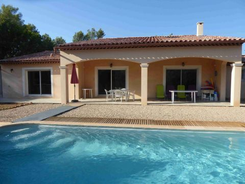 House in CARCES - Vacation, holiday rental ad # 63261 Picture #0