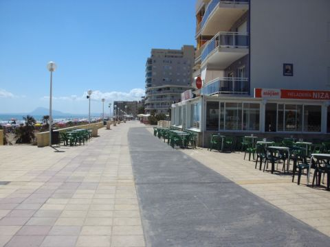 Flat in Guardamar de la Safor - Vacation, holiday rental ad # 63299 Picture #0