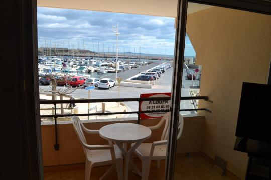 Appartement Valras-plage - 4 personnes - location vacances  n°63308