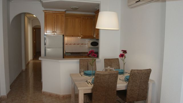 Flat in Torrevieja - Vacation, holiday rental ad # 63309 Picture #2