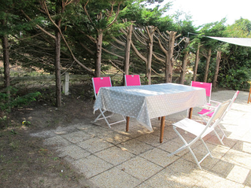 House in Camiers Ste Cécile Plage - Vacation, holiday rental ad # 63317 Picture #11