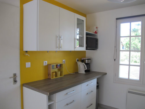 House in Camiers Ste Cécile Plage - Vacation, holiday rental ad # 63317 Picture #13