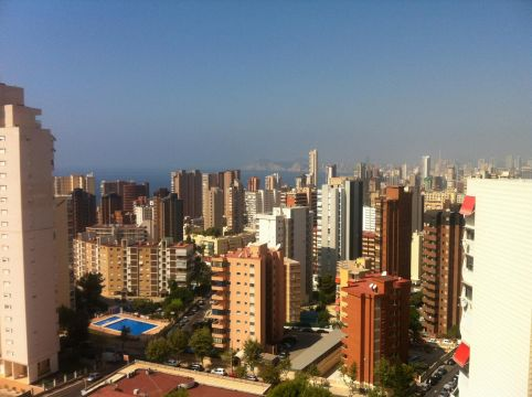 Flat in Benidorm - Vacation, holiday rental ad # 63324 Picture #0