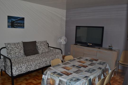 Flat in Valras-Plage - Vacation, holiday rental ad # 63336 Picture #1