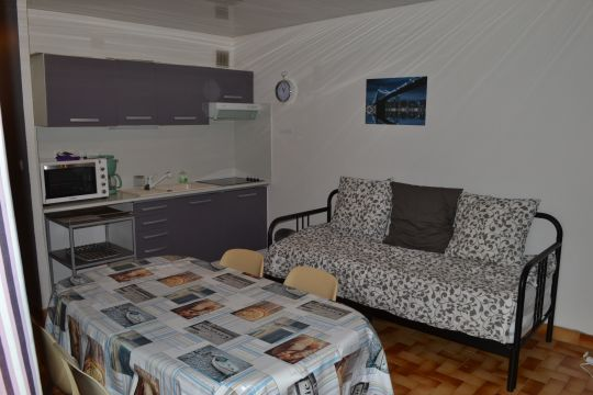 Flat in Valras-Plage - Vacation, holiday rental ad # 63336 Picture #2