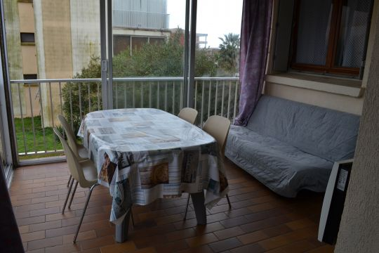 Flat in Valras-Plage - Vacation, holiday rental ad # 63336 Picture #3