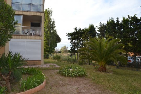 Flat in Valras-Plage - Vacation, holiday rental ad # 63336 Picture #0
