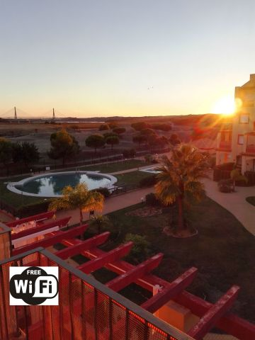 Flat in Ayamonte for rent for  4 people - rental ad #63350