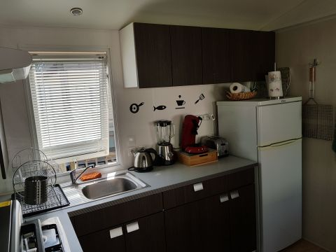 Mobile home in Vic la Gardiole - Vacation, holiday rental ad # 63398 Picture #12