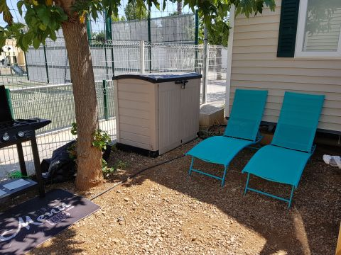 Mobile home in Vic la Gardiole - Vacation, holiday rental ad # 63398 Picture #14