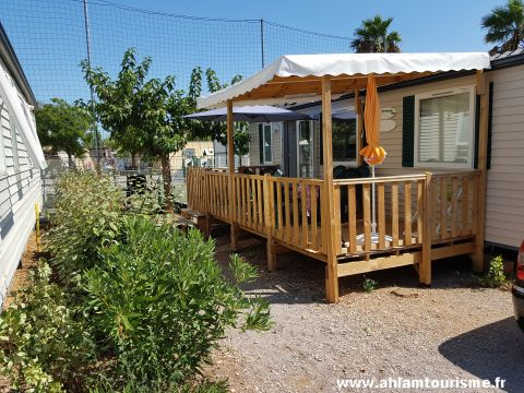 Mobile home in Vic la Gardiole - Vacation, holiday rental ad # 63398 Picture #3