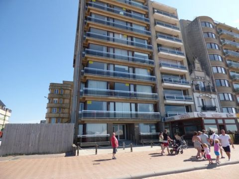 Studio in 8660 - La Panne - Vacation, holiday rental ad # 63400 Picture #2