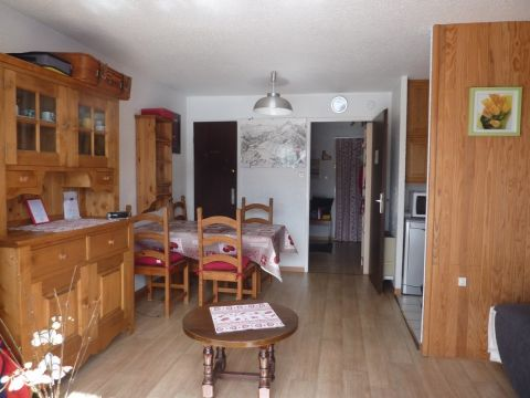 Studio in les 2 alpes - Vacation, holiday rental ad # 63434 Picture #1