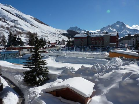 Studio in les 2 alpes - Vacation, holiday rental ad # 63434 Picture #11