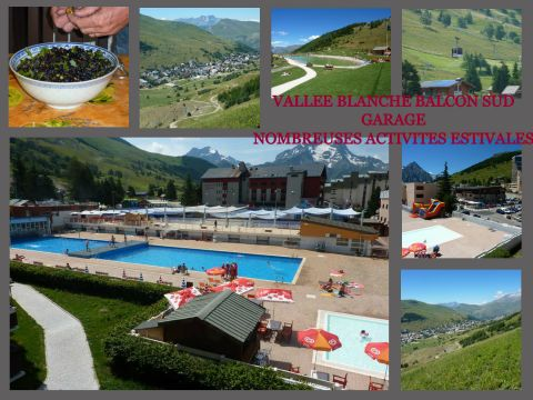 Studio in les 2 alpes - Vacation, holiday rental ad # 63434 Picture #2