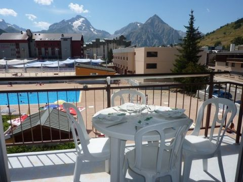 Studio in les 2 alpes - Vacation, holiday rental ad # 63434 Picture #4