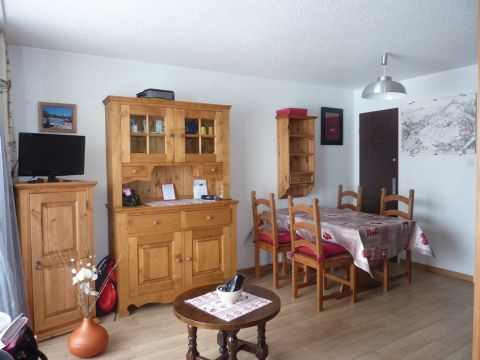 Studio in les 2 alpes - Vacation, holiday rental ad # 63434 Picture #5