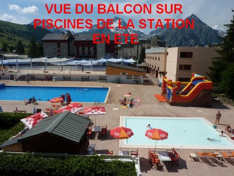 Studio in les 2 alpes - Vacation, holiday rental ad # 63434 Picture #7