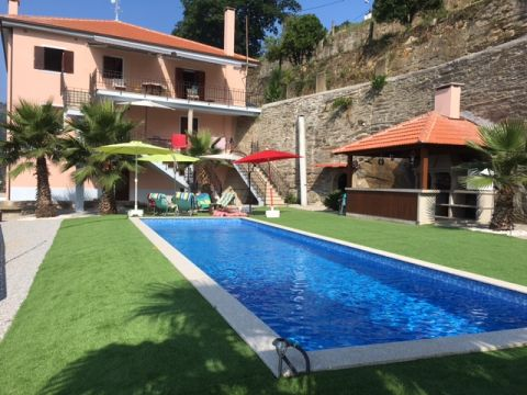 House in Gondomar/porto - Vacation, holiday rental ad # 63451 Picture #3