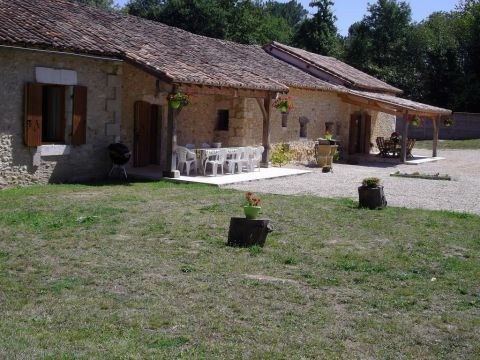 Gite in SOURZAC - Vacation, holiday rental ad # 63505 Picture #5