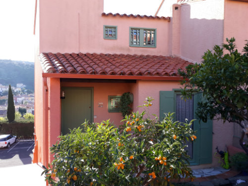 House 6 people Collioure - holiday home  #63509