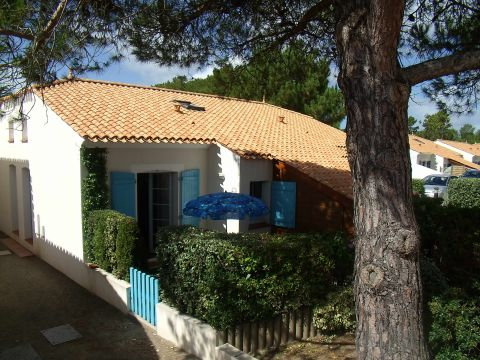 House in Saint Jean de Monts - Vacation, holiday rental ad # 63561 Picture #4