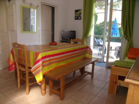 House in Saint Jean de Monts - Vacation, holiday rental ad # 63561 Picture #5