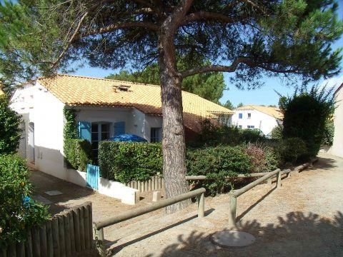 Huis in Saint jean de monts te huur voor 4 personen - Advertentie no 63561