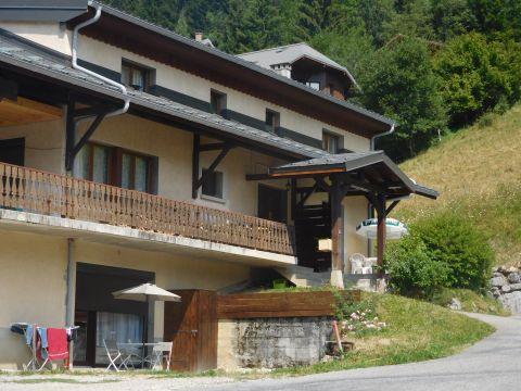 Appartement 5 personnes Bellevaux La Chévrerie - location vacances  n°63574