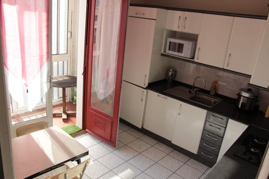Flat in Hendaye - Vacation, holiday rental ad # 63589 Picture #2