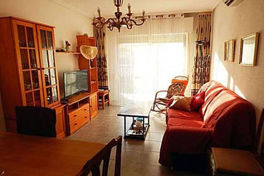 Flat in Lo Pagan - Vacation, holiday rental ad # 63689 Picture #1