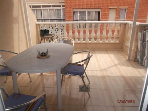 House Torrevieja  - 4 people - holiday home  #63691