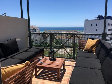Appartement à Estepona à louer pour 6 personnes - location n°63756